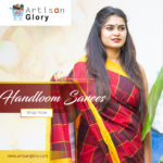 Muga Handloom Silk Saree