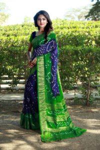 Bandhani Sarees of Gujarat