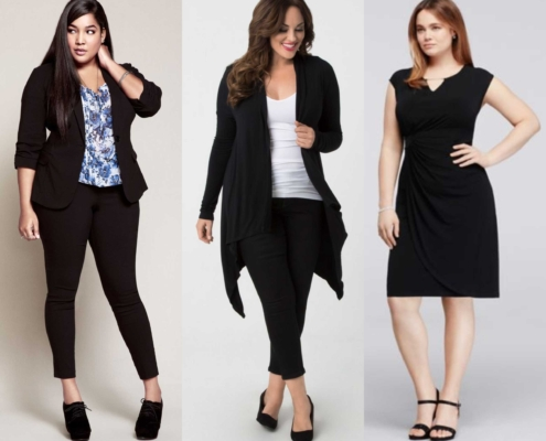 Best Fashion Interview Outfits For Plus Size Women