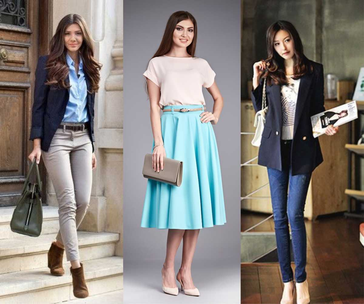 Popular Outfit Ideas For Women's Casual Interview