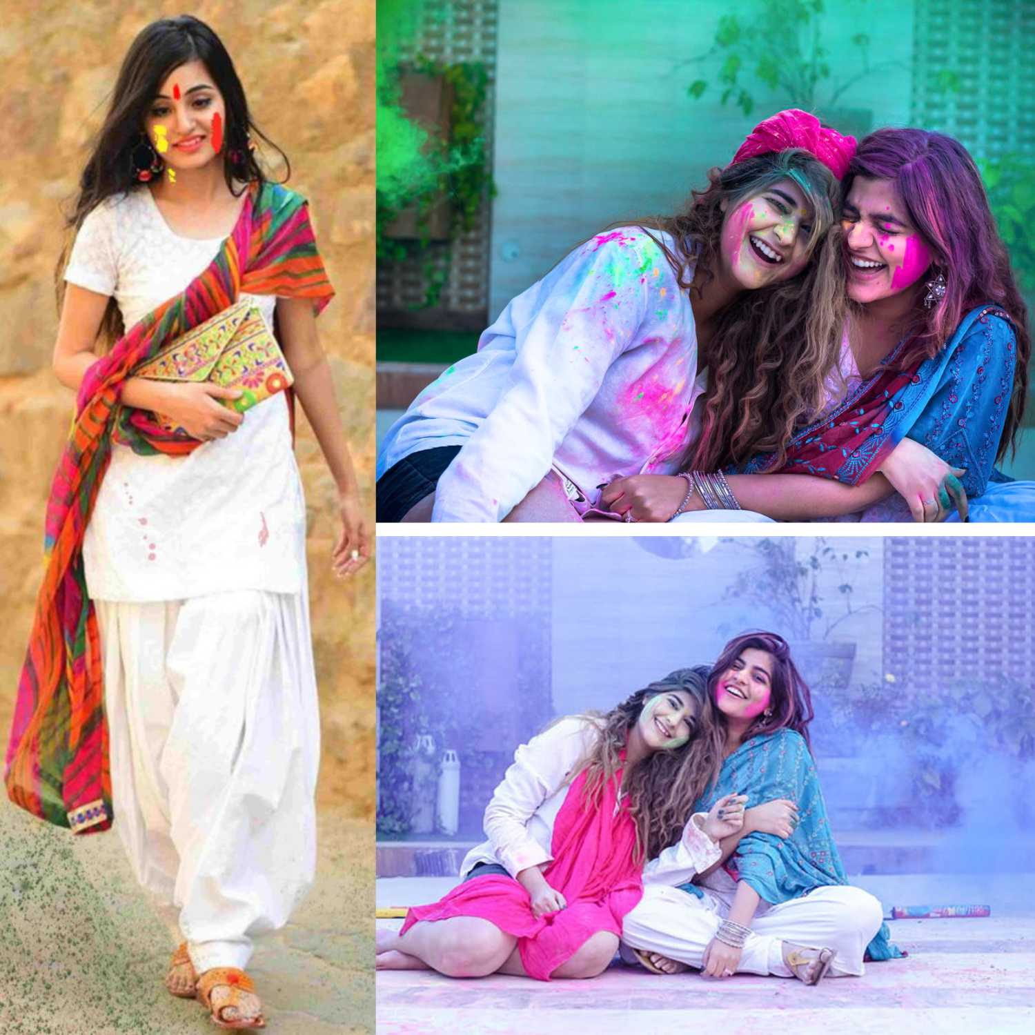 Top Holi Outfit Inspiration