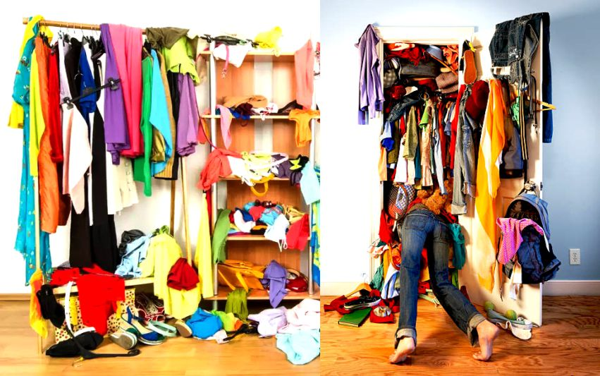 Super Easy Ways to Declutter Your Closet